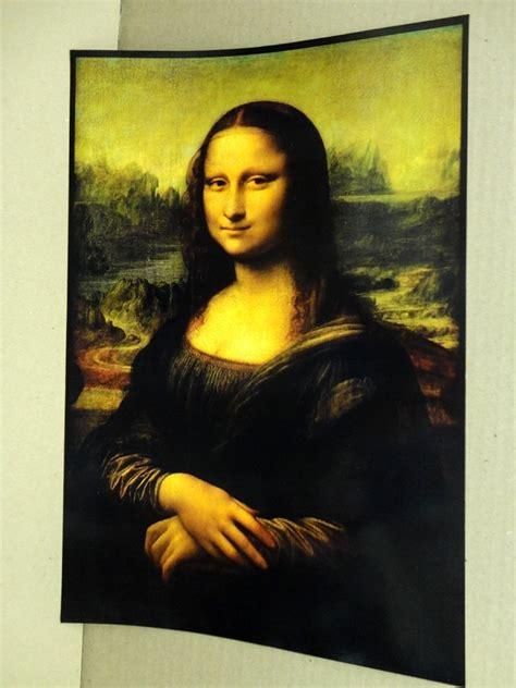 Colección De 5 Pinturas Obras De Arte  vinci, Gogh, Miguel ...