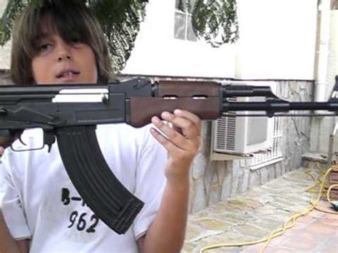 Coleccion de armas de airsoft   YouTube