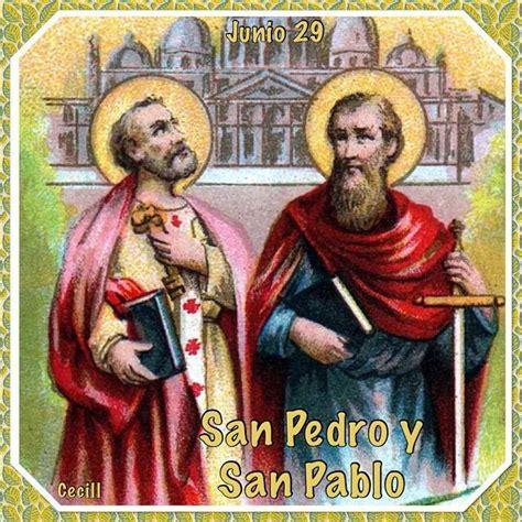 Colección de Gifs : IMÁGENES DE SAN PEDRO Y SAN PABLO ...