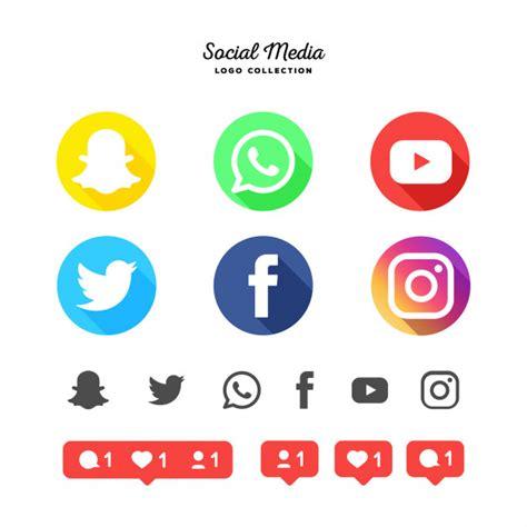 Colección de logotipos de redes sociales | Descargar ...