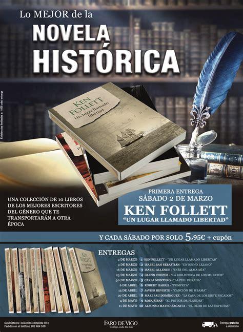 Colección Novela Histórica   Faro de Vigo