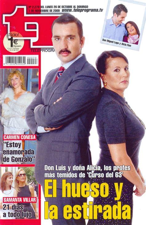 Colección TV: Teleprograma: Las portadas de 2009