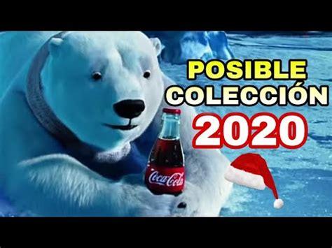 Coleccionables posibles NAVIDAD COCA COLA 2020   YouTube