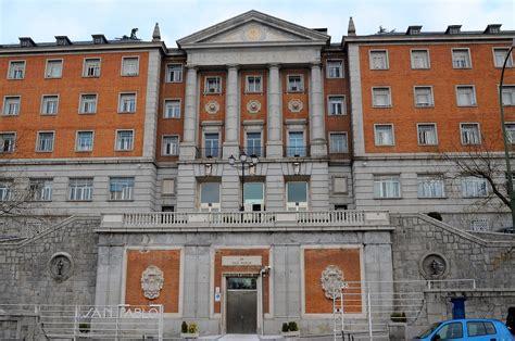 Colegio Mayor Universitario de San Pablo, Madrid ...