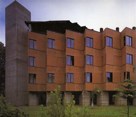 Colegio Mayor Universitario San Agustín   Fernando Menis
