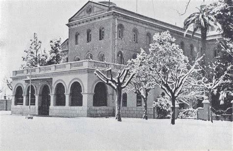 Colegio San José de los Jesuitas en la Gran Vía de ...