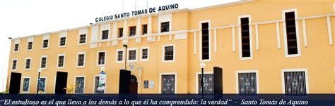 Colegio Santo Tomás de Aquino   Breve Historia