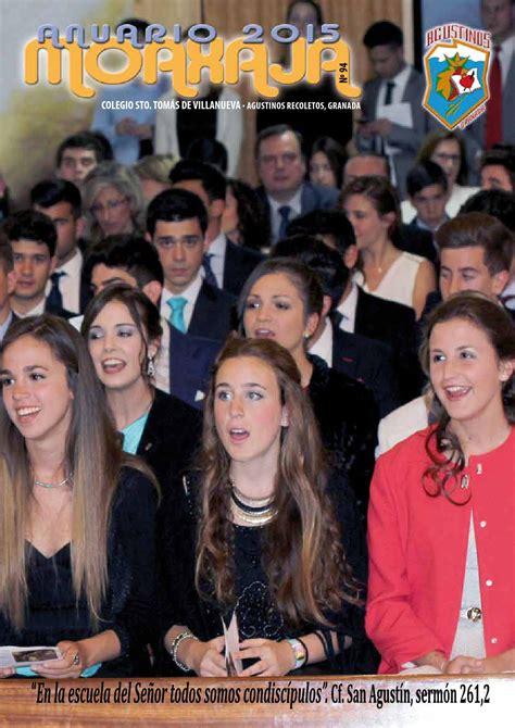 Colegio Santo Tomás de Villanueva Anuario 2015 jesus 2 by ...