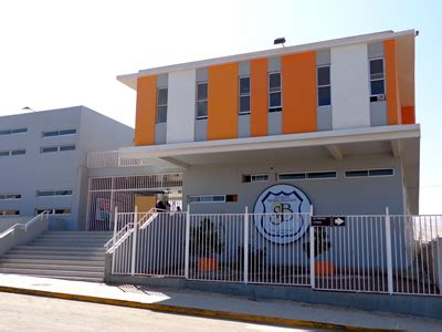 Colegio Simón Bolívar   Infraestructura Escolar