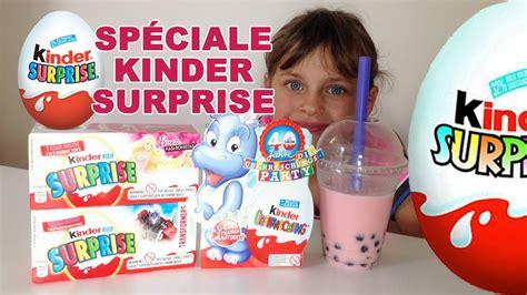 [COLIS] Special Kinder Surprise : 11 Oeufs Barbie ...