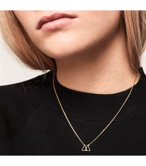 Collar Plata PDPAOLA Gold CO01 028