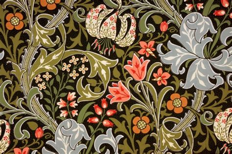 Collection | Artists | Wallpaper Pattern Book | William ...