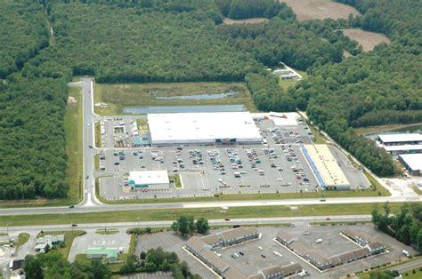 College Park Shopping Center  Walmart , Georgetown, DE