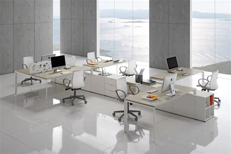 Color blanco para los muebles de oficina   Blog Castilla SA