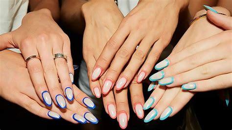 Color de uñas 2021   Las tendencias en diseño de uñas para ...
