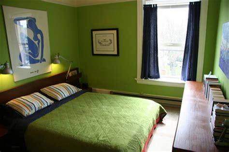 Color verde en el dormitorio   Decoración de Interiores y ...