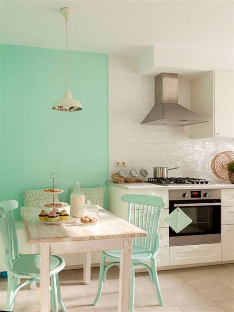 Color Verde Menta para pintar las paredes   Casa y Color