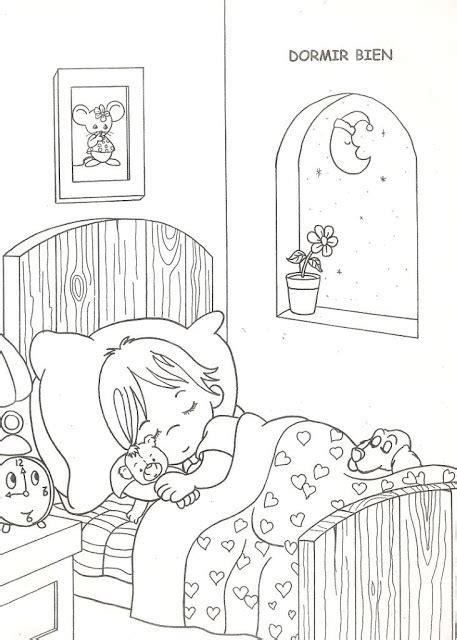 COLOREA TUS DIBUJOS: Preciosos Momentos: Dormir bien