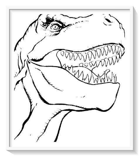 colorear dinosaurios estilo carnivoros  Biblioteca de ...