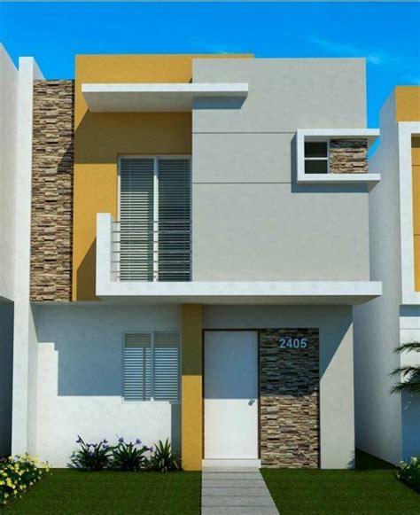 Colores de pintura para fachadas de casas   Tendencias 2018