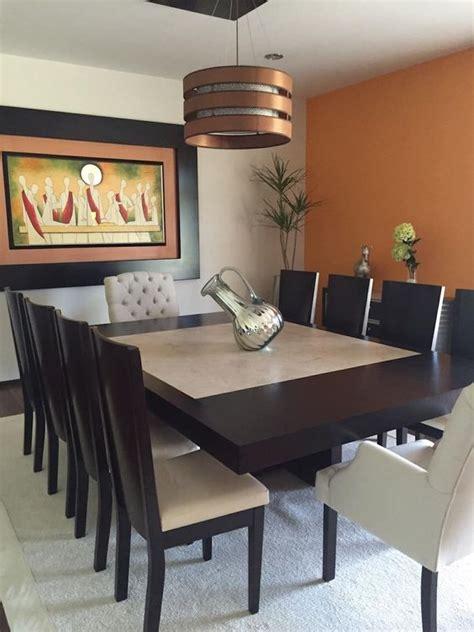colores en comedores modernos  8  | Como Organizar la Casa