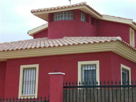 Colores Fachadas De Casas Amazing Cmo Pintar La Fachada De ...