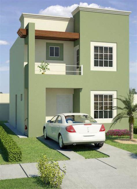 Colores para exteriores y fachadas modernas 2018