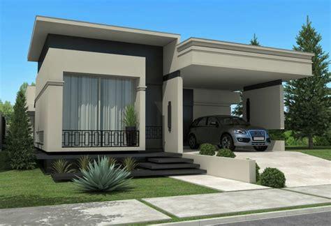 Colores Para Fachadas Modernas   Casas Top