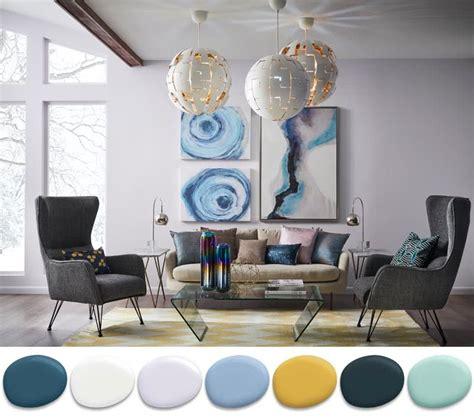 Colores para Interiores, Paredes y Pintura 2019 de Moda