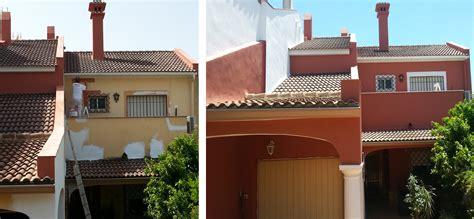 Colores para pintar fachadas de casas   pintorist.es