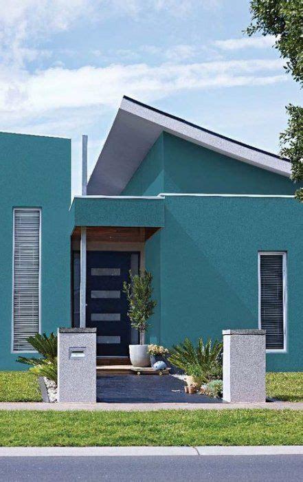 Colores para pintar una casa afuera | Exteriores de casas ...