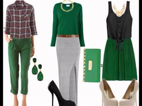 Colores Que Combinan Con El Verde Y Los Diferentes Tipos ...