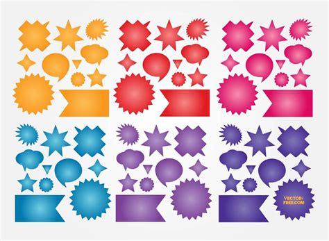 Colorful Buttons Vectors Vector Art & Graphics ...