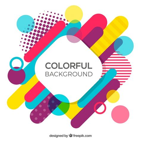 Colorful Vectors, Photos and PSD files | Free Download