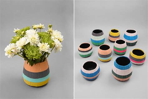 Coloridas macetas para nuestras plantas de interior ...