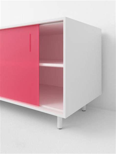 Coloridos gabinetes para almacenar   Decoración de ...