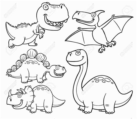 Coloring Book Dinosaurs | Coloring Pages | Pinterest ...