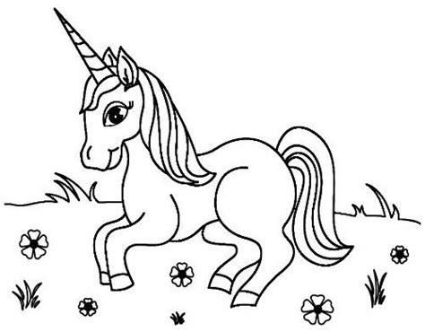 Coloring Page Base | Unicornio colorear, Dibujos de ...