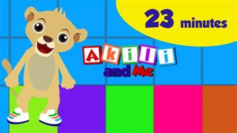 Colors and Shapes in Kiswahili! | Akili and Me Kiswahili ...