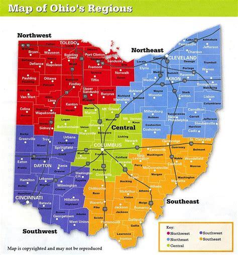 Columbus county map   Columbus Ohio county map  Ohio   USA