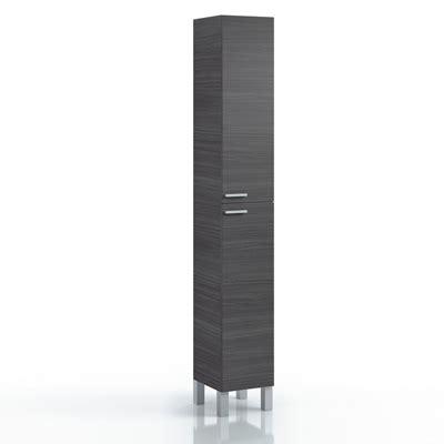 Columna de baño en color gris ceniza