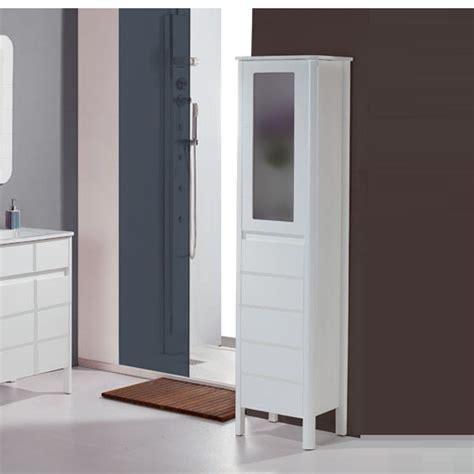 COLUMNA LEVANTE 44 cm   Blanco | Muebles auxiliares baño ...