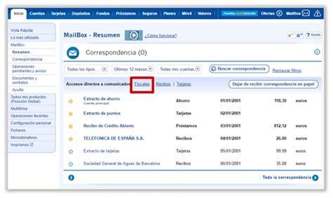Com consultar la informació fiscal | CaixaBank