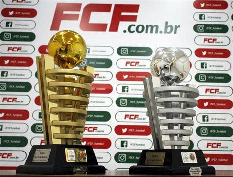 Com homenagem a ex árbitro, FCF apresenta troféus da Série ...