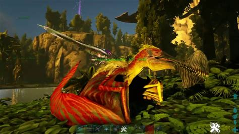 Comando tropeognathus ARK survival evolved   YouTube