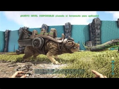 Comandos Animales Aberration Ark   YouTube