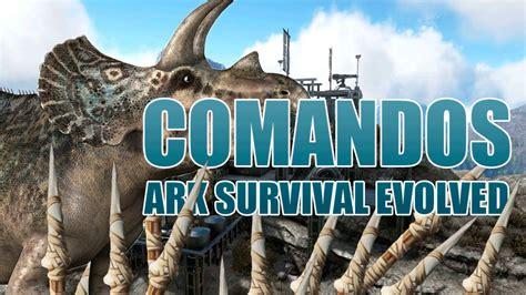 Comandos ARK Survival Evolved | Volar y ser invencible ...