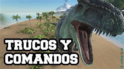 COMANDOS | ARK: Survival Evolved   YouTube
