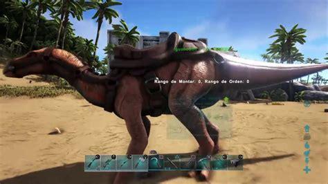 Comandos de los nuevos dinos ARK SURVIVAL EVOLVED PS4 ...