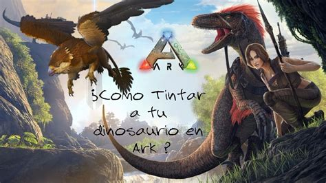 Comandos para pintar dinos/ARK/PS4   YouTube